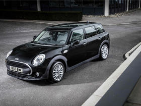 柴油版显神威 新MINI one d clubman面市